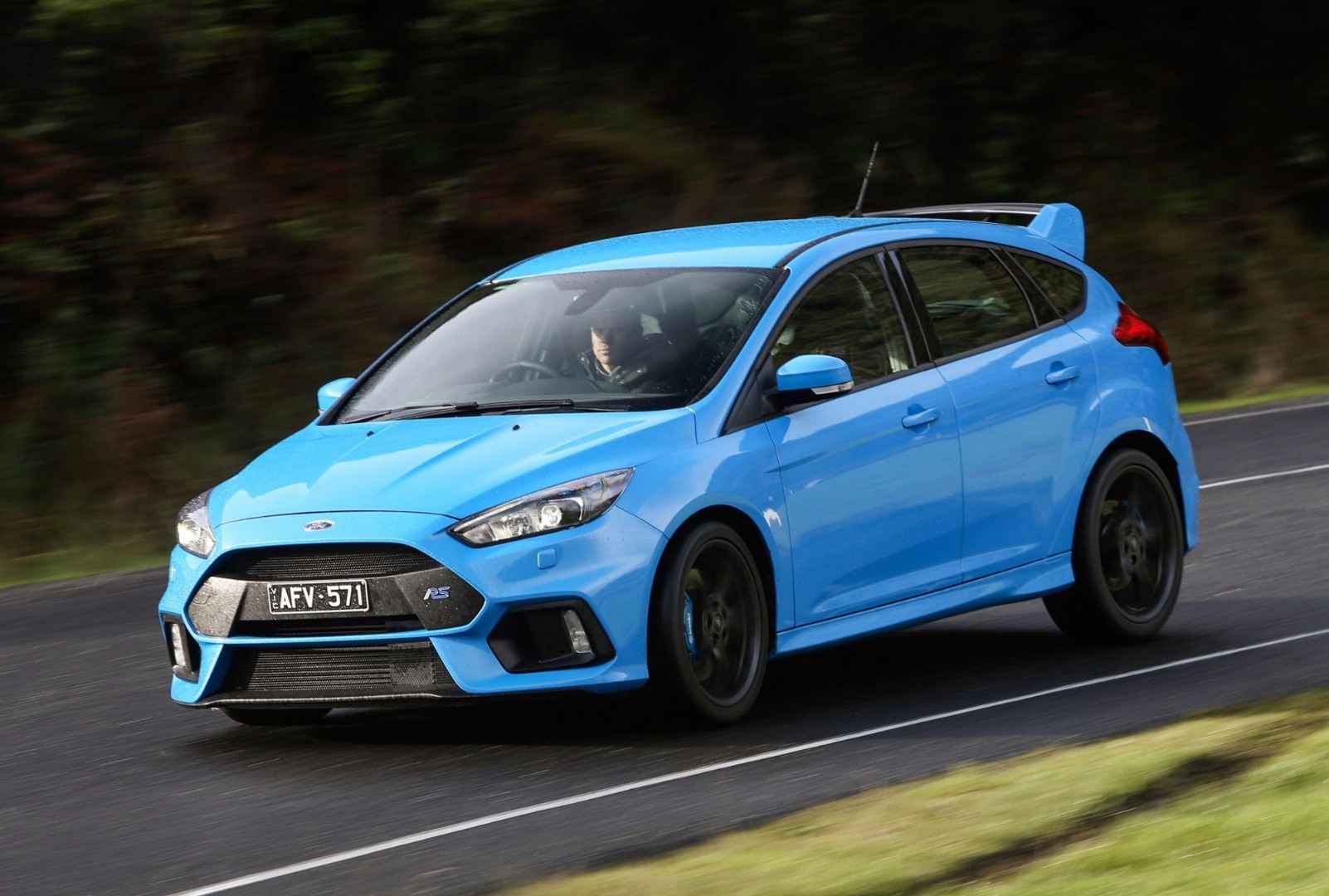 All-New 257kW Ford Focus RS Storms Into Australia Thumbnail