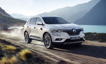 All-New Renault Koleos To Touch Down In August