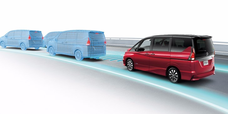 Nissan Debut's ProPilot Autonomous Tech In All-New Serena