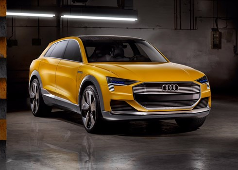 Audi's Upcoming Q8 Will Top SUV Range Come 2018