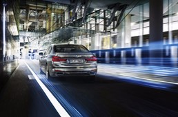 BMW's Hybrid 7 Series Joins iPerformance Range
