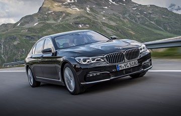BMW's Hybrid 7 Series Joins iPerformance Range