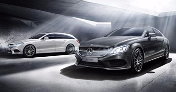 Mercedes-Benz CLS 'Final Edition' Breaks Cover