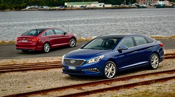 Hyundai Australia Announces Updates For 2017 Sonata