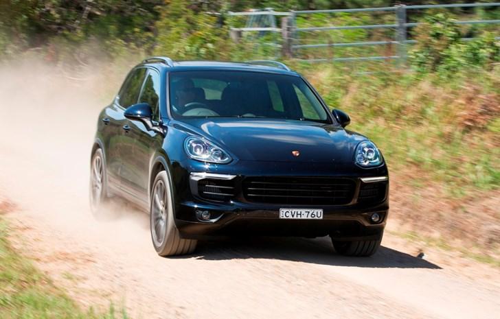 Porsche Updates Cayenne, Macan Range