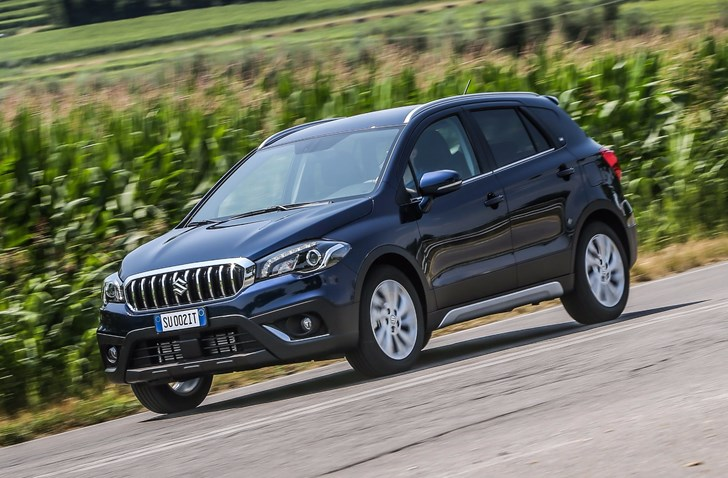 Suzuki's Updated Turbocharged S-Cross Launched