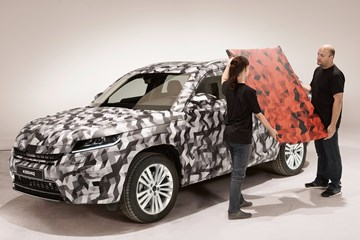 Skoda Kodiaq Teased As Tour de France Lead Car