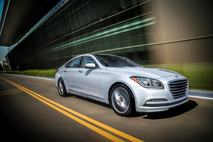 Genesis G80 Launches To Replace Hyundai Luxury Saloon