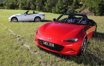 Mazda's Next MX-5 Could Utilise Carbon Fibre Construction