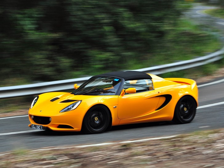 Next Lotus Elise Out In 2020, Strengthening Of Formula