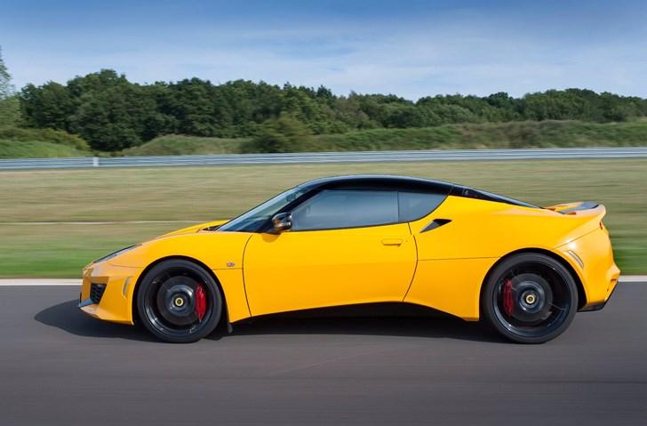 Next Lotus Elise Out In 2020, Strengthening Of Formula