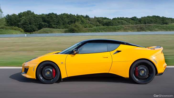 Next Lotus Elise Out In 2020, Strengthening The