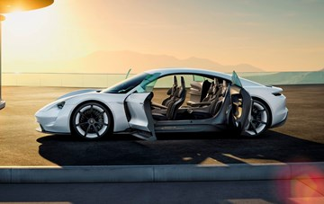 Porsche To Fill 1,400 New Jobs As Mission E Efforts Speed Up