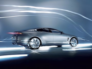 Jaguar Betting On Full Electric XJ, SUVs, Blurs Sports Car Focus