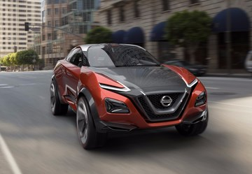 Nissan Readying Funkier And Hybrid Next-Gen Juke