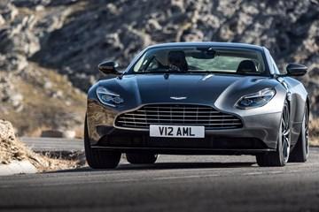 Aston Martin's Twin-Turbo DB11 Makes It's Aussie Debut