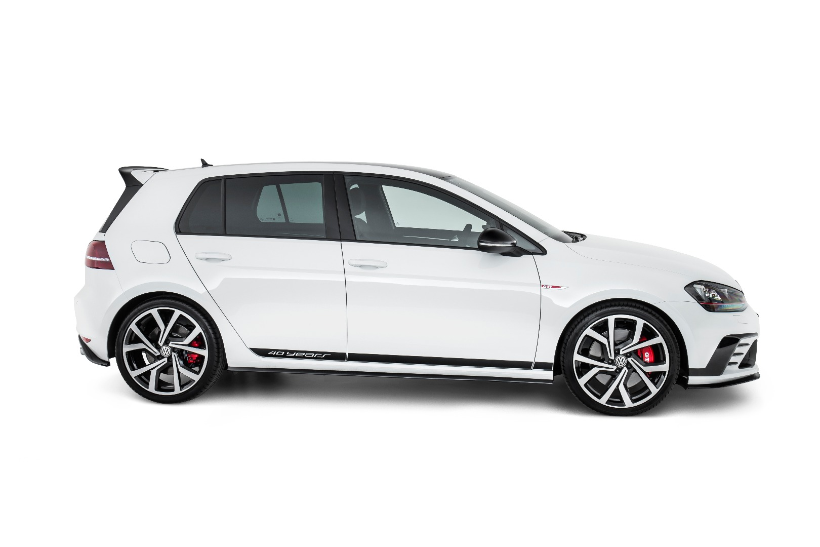 News Volkswagen S Gti 40 Years Edition Arrives In Oz