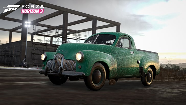 Expanded Forza Horizon 3 Car List Includes Iconic Utes