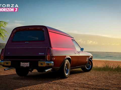 Forza Horizon  Car List Holden