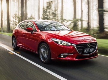 2016 Mazda3 Facelift Get Oz Pricing, Tech And Safety Kit Aplenty