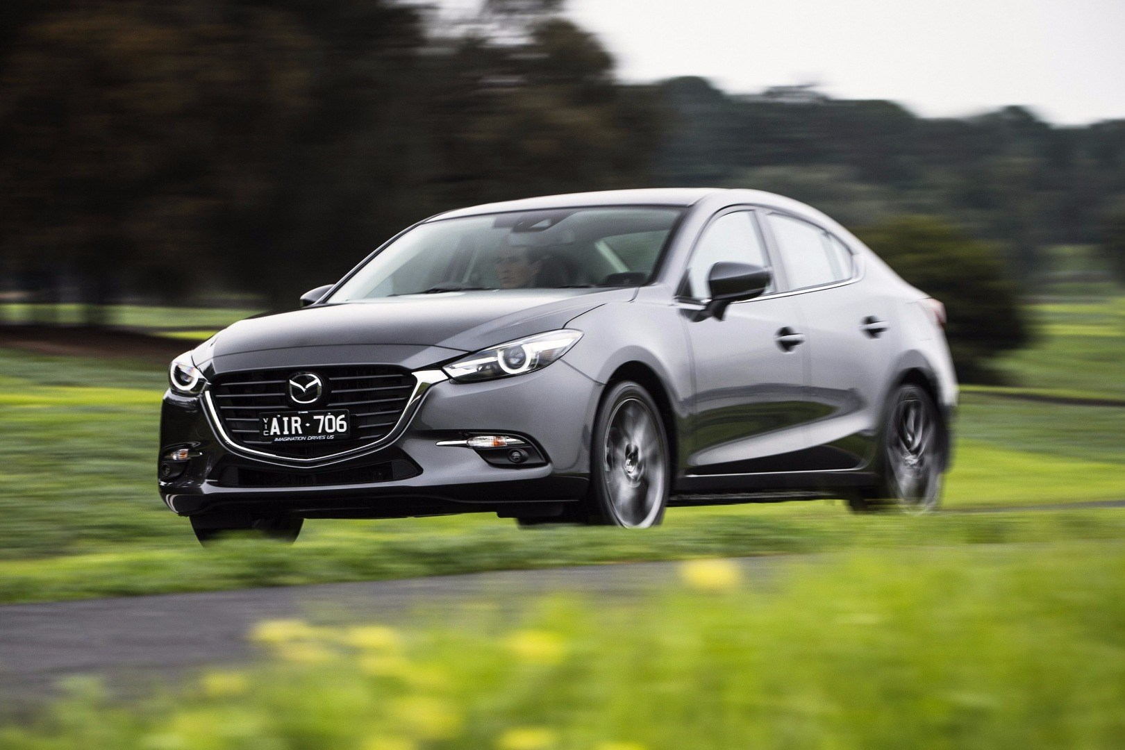 2016 Mazda3 Facelift Get Oz Pricing, Tech And Safety Kit Aplenty Thumbnail