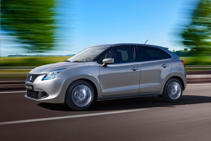 Suzuki Australia Introduces All-New Baleno