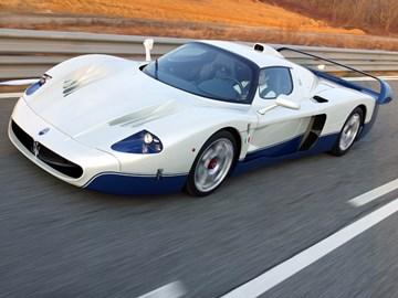 Maserati Considering MC12 Supercar Successor