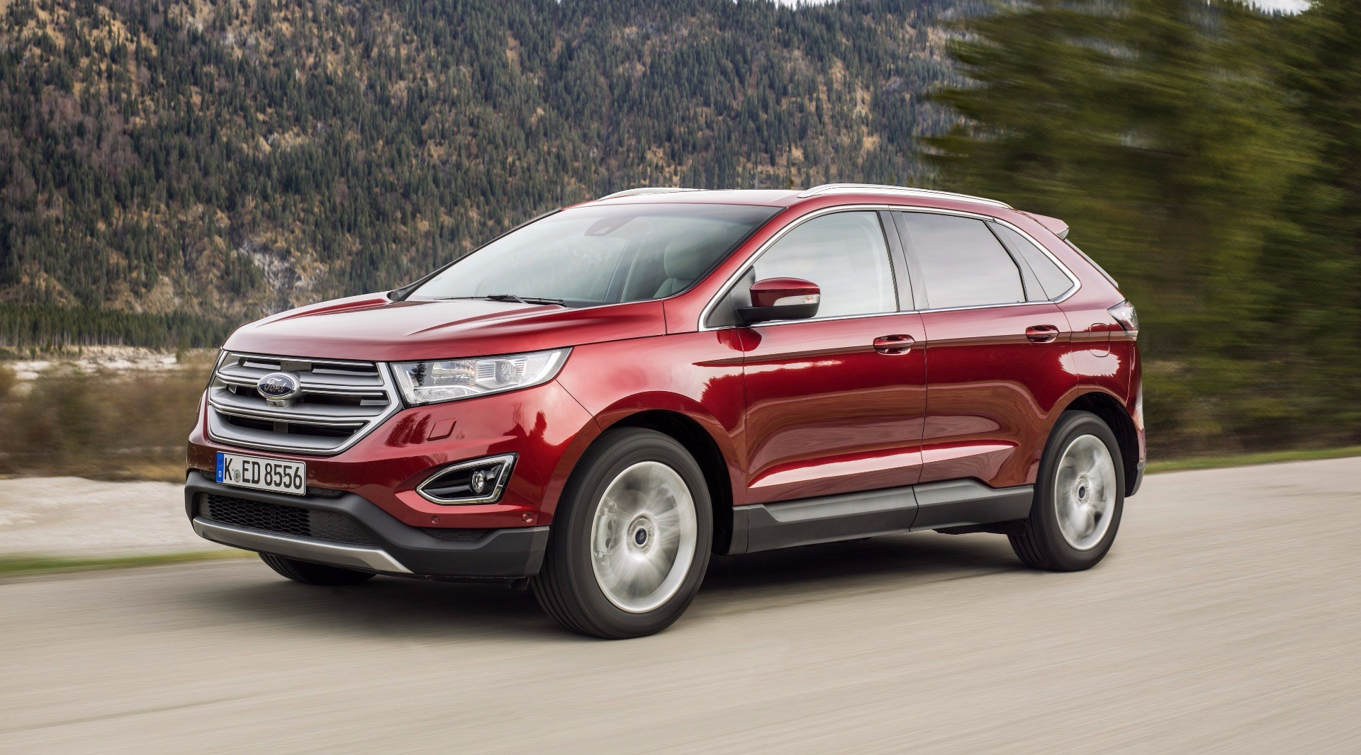 Ford Australia Confirms 2018 Edge SUV Introduction Thumbnail