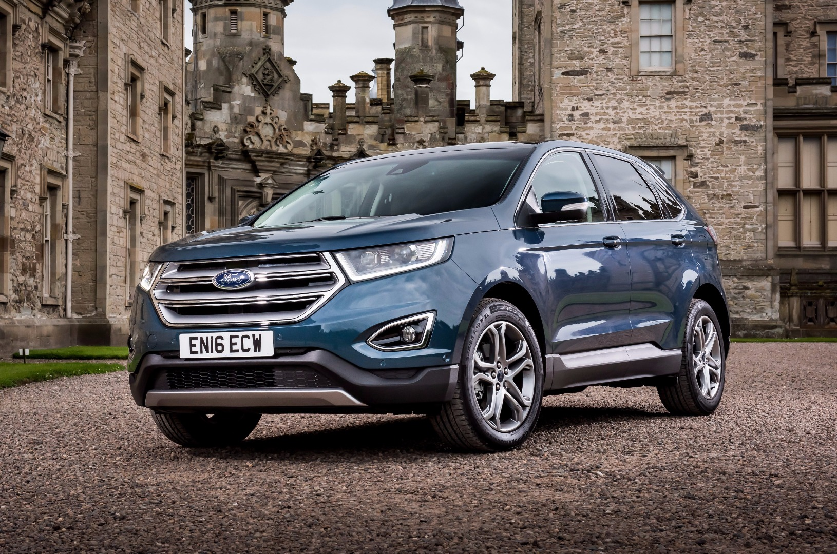 News Ford S 7 Seat Edge Renamed As Endura Locally