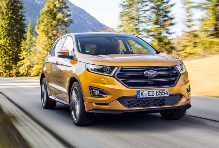 News Ford Australia Confirms 2018 Edge Suv Introduction