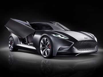 Hyundai To Resurrect Genesis Coupe As Two-Door Luxury GT