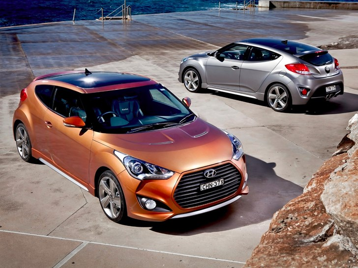 Hyundai Australia Trims Veloster Range To Two Variants