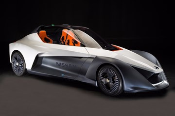 Nissan BladeGlider Working Prototype Debuts In Rio