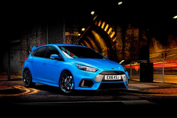 Ford Focus RS Mountune Upgrade Takes Power To 276kW