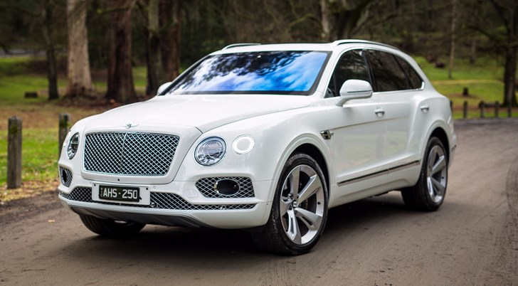 Bentley Bentayga May Get Audi SQ7's 324kW TDI Engine