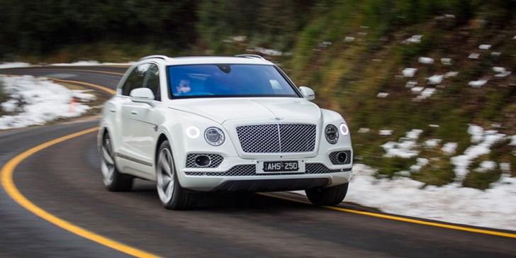 Bentley Bentayga May Get Audi SQ7's 324kW TDI Engine