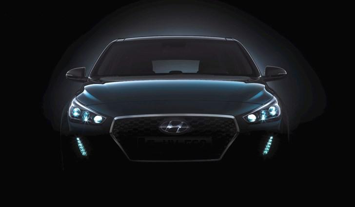 Hyundai Teases Next-Generation i30