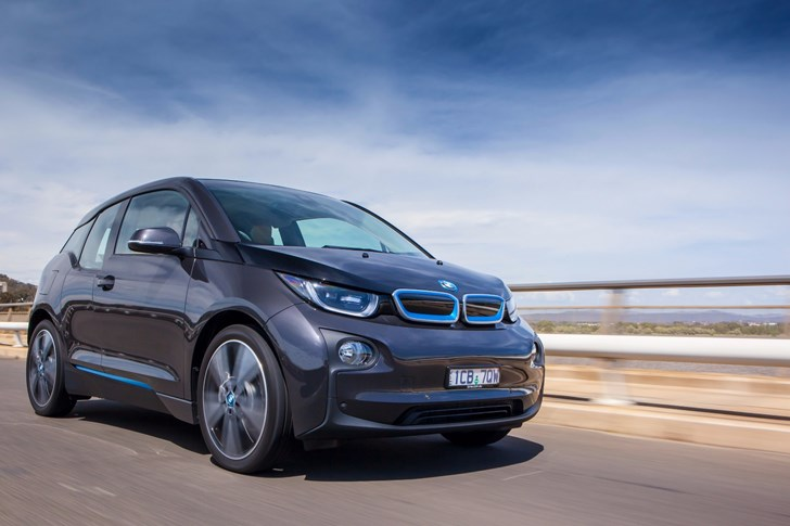 BMW's Updated i3 Makes Oz Arrival, Now Goes Further