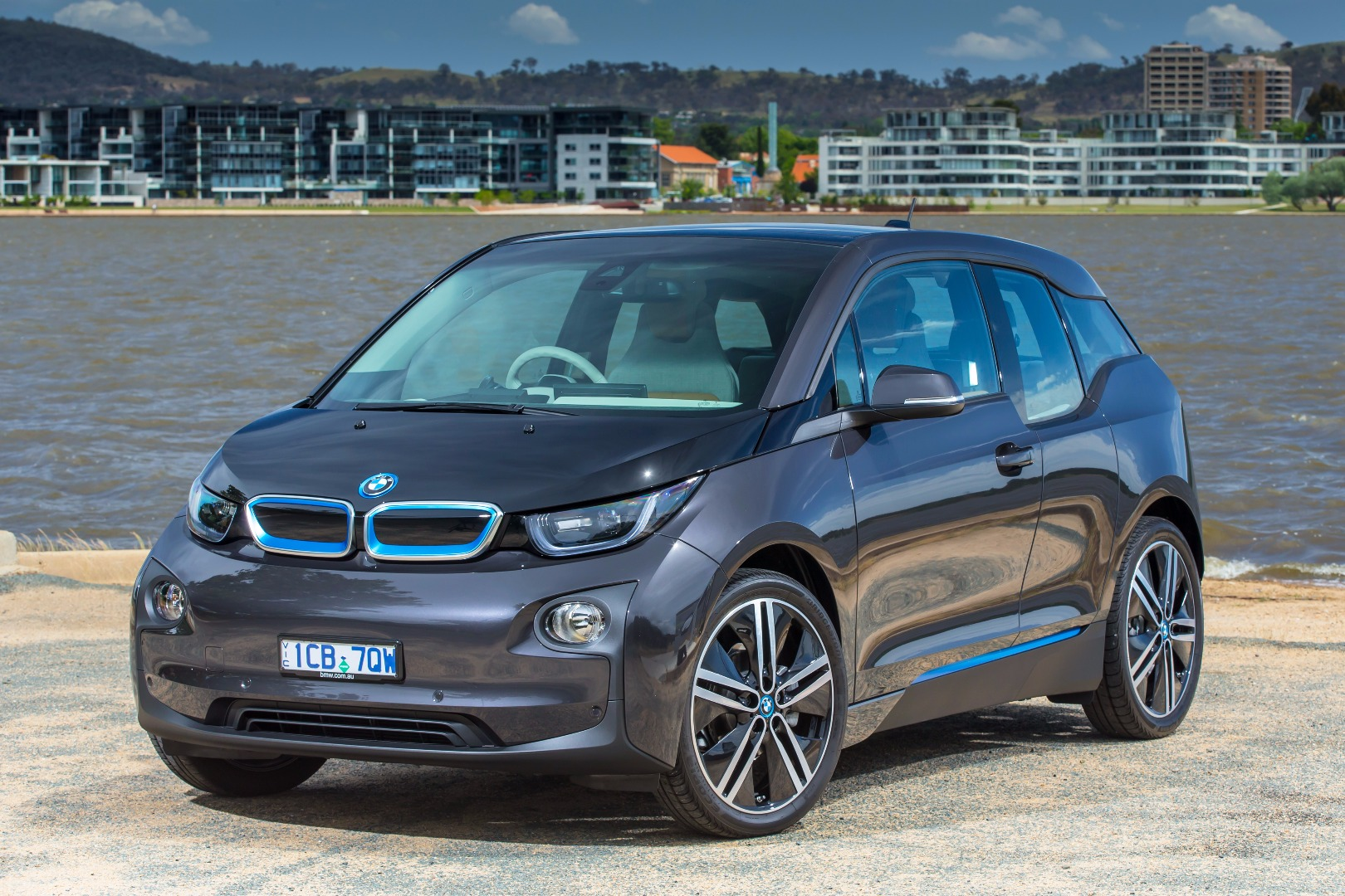 News - 2018 BMW i3 To Gain Hotter Variant