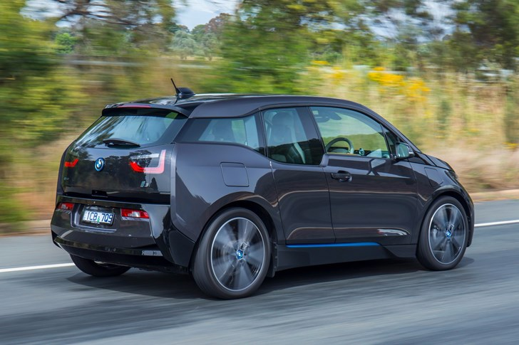 News 2018 Bmw I3 To Gain Hotter Variant