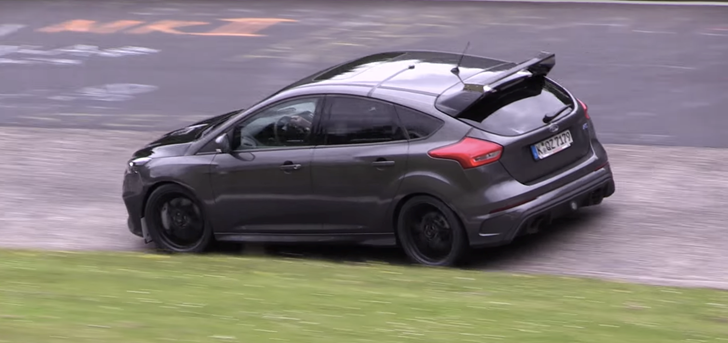 News - Next Ford Focus RS500 Could Pump Out 298kW