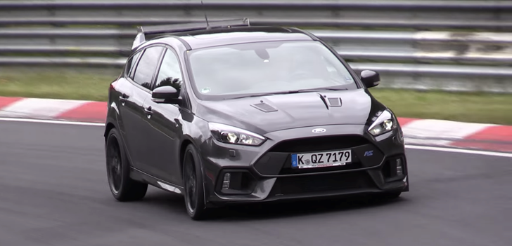 News Next Ford Focus Rs500 Could Pump Out 298kw
