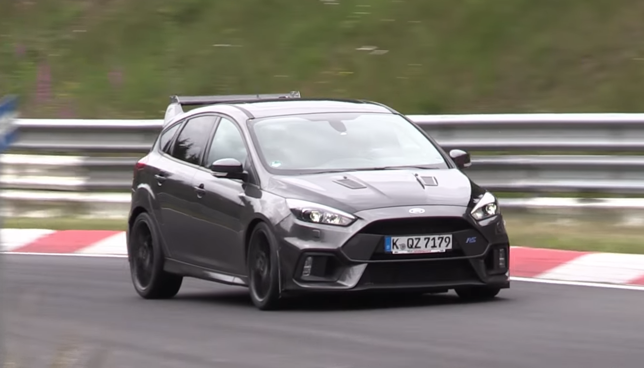 news next ford focus rs500 could pump out 298kw. Black Bedroom Furniture Sets. Home Design Ideas