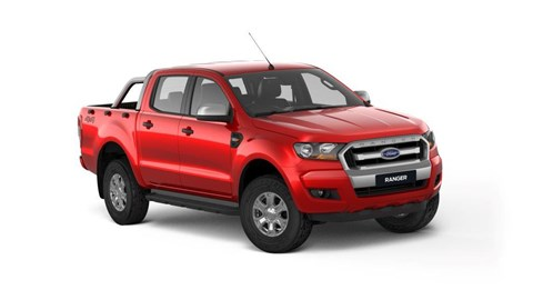2016 Ford Ranger 4x4 XLS Special Edition
