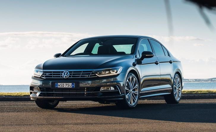 News Volkswagen Australia Confirms Passat 206tsi R Line