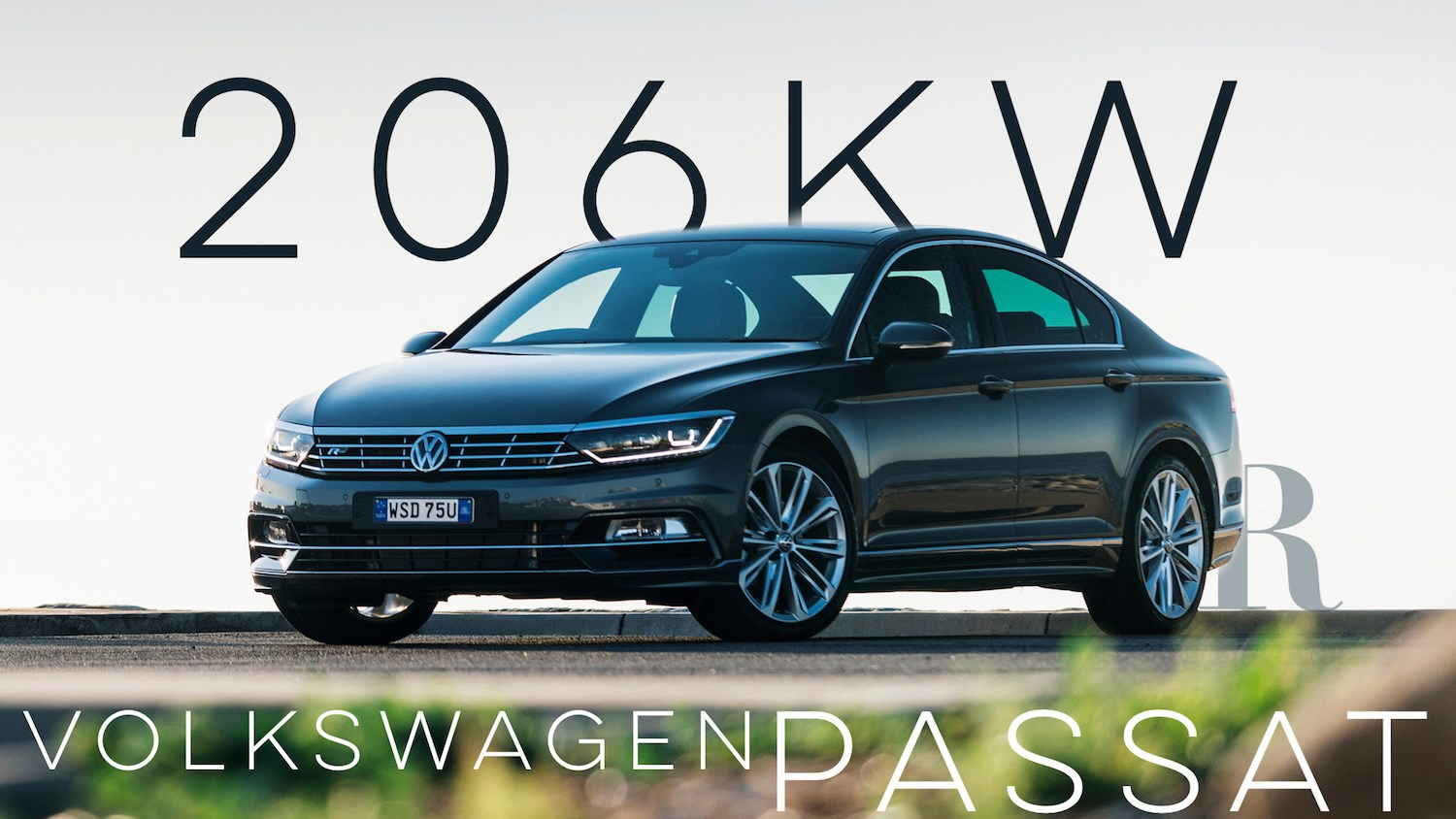 Hot 206kW Volkswagen Passat To Hit Oz In October