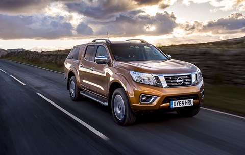 Nissan Updates NP300 Navara With Cleaner Euro 6 Engines