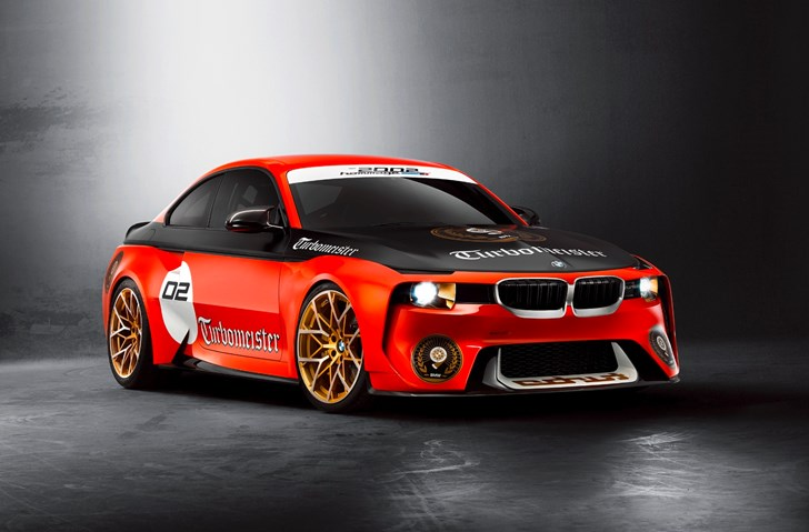BMW 2002 Hommage Concept - Pebble Beach