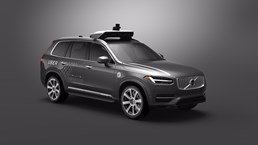 Volvo And Uber Partner Up To Tackle Self-Driving Cars
