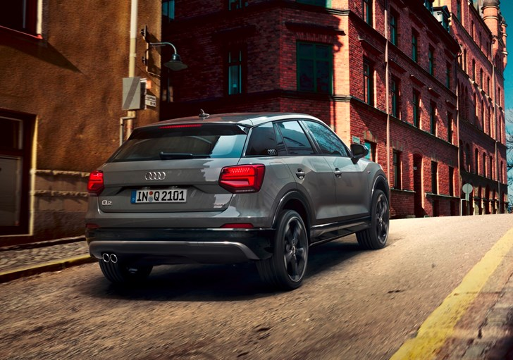 News Audi S Q2 Edition 1 Adds Drama To Crossover
